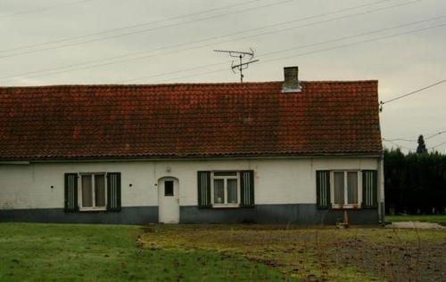 Nevele Lagestraat 1 huis