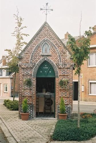 Zele Heikant zonder nummer Kapel Sint-Klara