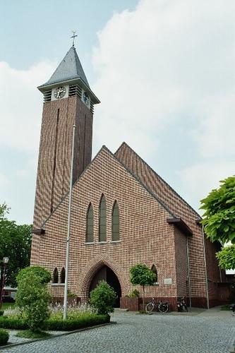 Zele Huivelde zonder nummer Sint-Jozefkerk