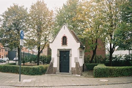Zele Raakstraat zonder nummer kapel SintRochus