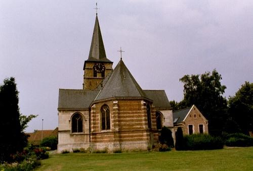 Wetteren Dorpsplein zonder nummer Sint-Martinuskerk