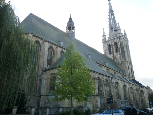 Leuven Sint-Geertruiabdij 10