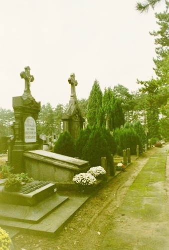 Wetteren Achttien augustuslaan zonder nummer Begraafplaats