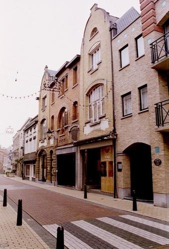 Wetteren Florimond Leirensstraat 32-36