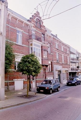 Wetteren Hoenderstraat 27-33