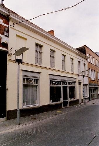 Wetteren Kerkstraat 8-10