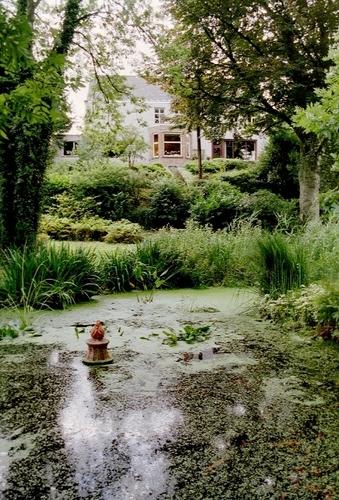 Wetteren Markt 18 tuin