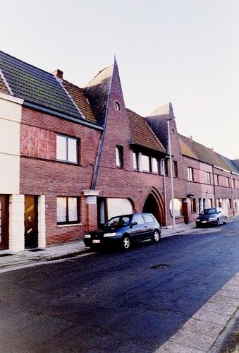 Wetteren Victor Van Sandelaan 116-122, 117-123, 126-132, 127-133