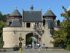 Middeleeuwse stadspoort Ezelpoort