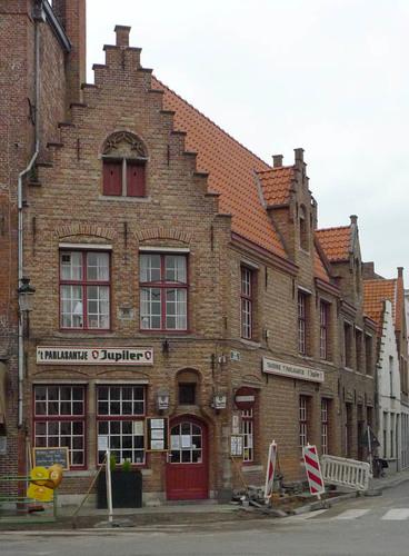 Brugge Gentpoortstraat 2