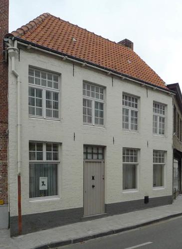 Brugge Gentpoortstraat 17