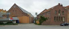Ateliers van de gistfabriek
