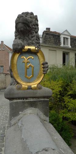 Brugge Leeuwstraat zonder nummer Leeuwbrug