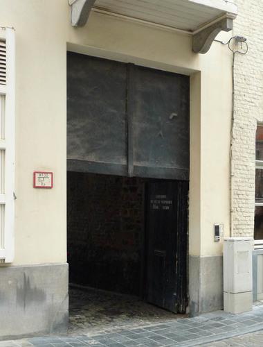 Brugge Moerstraat 10-16