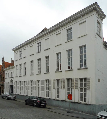 Brugge Nieuwe Gentweg 100 Werkhuisstraat 11