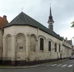 Kapel Onze-Lieve-Vrouw van Nazareth en Magdalenagasthuis