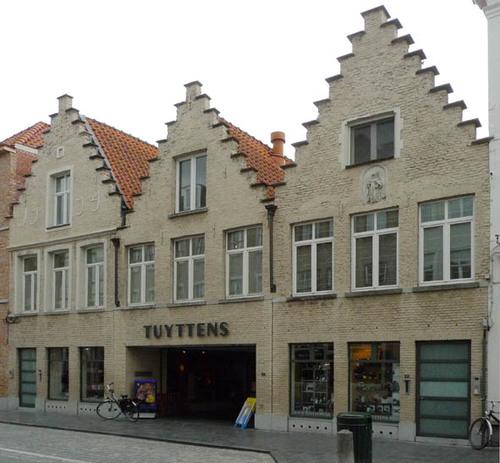 Brugge Noordzandstraat 52-56