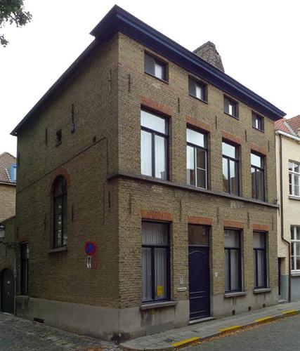 Brugge Ontvangersstraat 4