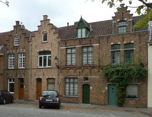 Brugge Sint-Clarastraat 137-143