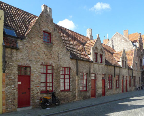 Brugge Vlamingdam 7-11, 15-17
