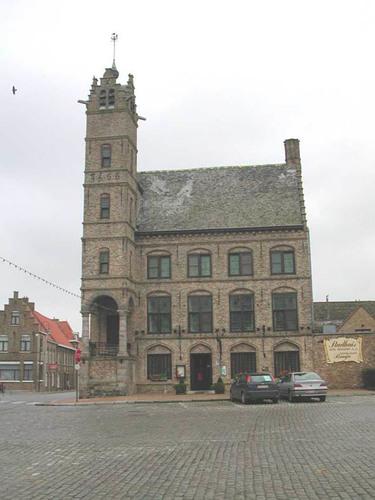 Lo-Reninge Markt 1 Stadhuis