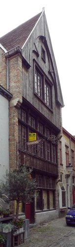 Brugge Muntpoort 8