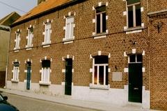 Drie rijkswachtershuizen