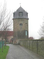 Site met duiventoren van Sint-Pietersabdij