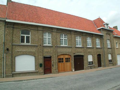Lo-Reninge Ooststraat 8-10 Burgerhuizen