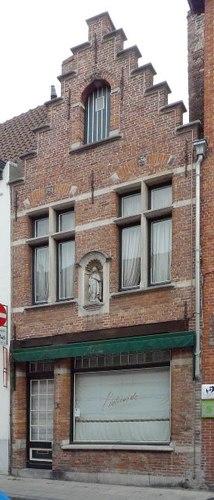 Brugge Wulfhagestraat 3