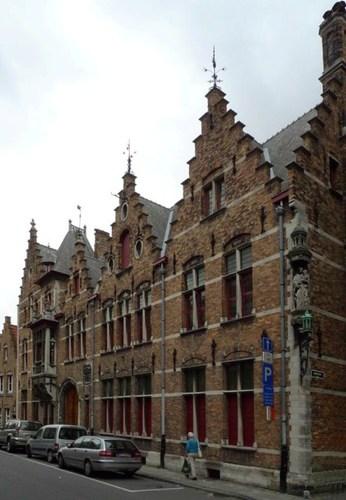 Brugge Wulfhagestraat 18