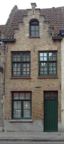 Brugge Wulfhagestraat 25