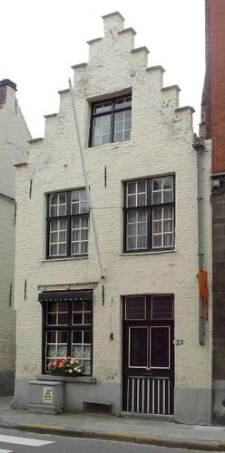 Brugge Wulfhagestraat 29