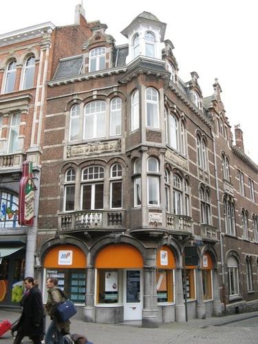 Leuven Brusselsestraat 33, Wieringstraat 1