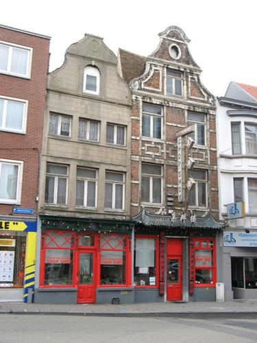 Leuven Brusselsestraat 43-45