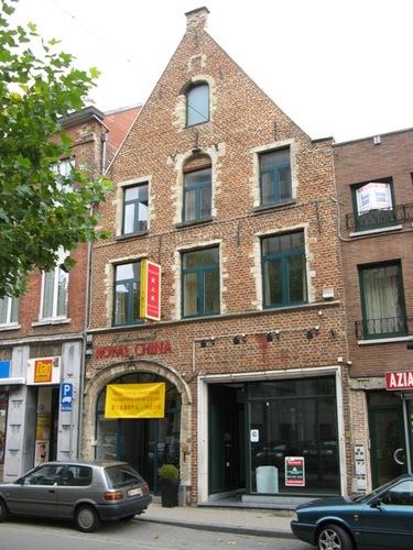 Leuven Brusselsestraat 118-118A