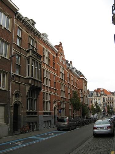 Leuven Koning Leopold I-straat 43-47