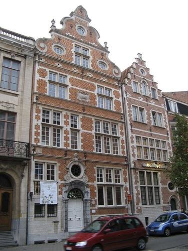 Leuven Koning Leopold I-straat 48-50