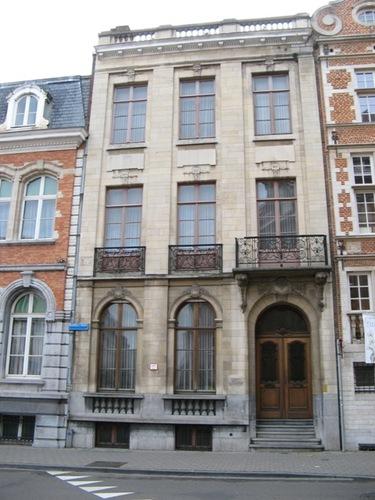 Leuven Koning Leopold I-straat 52