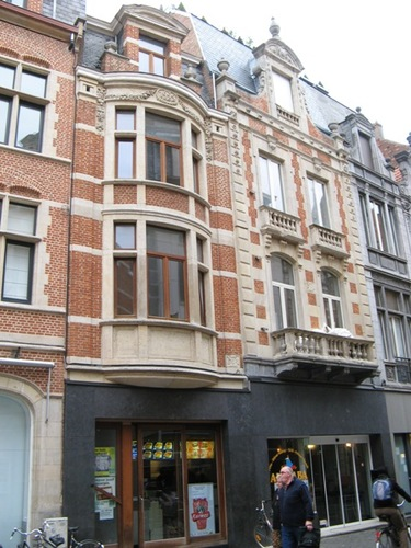 Leuven Kortestraat 12