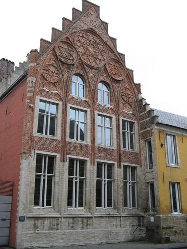 Leuven Naamsestraat 69-71 Huis 't Sestich