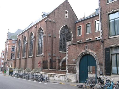 Leuven Naamsestraat 100, 100A, Schapenstraat 41