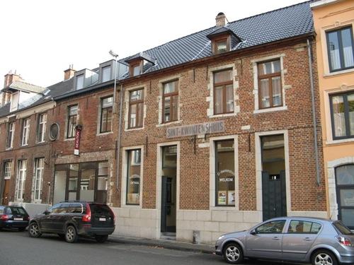 Leuven Naamsestraat 149-155
