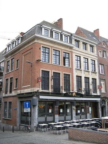 Leuven Oude Markt 29