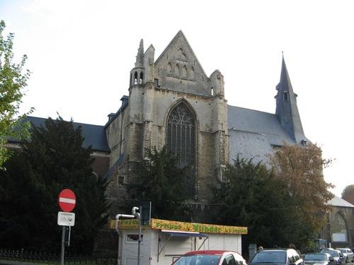 Leuven Kruisstraat zonder nummer