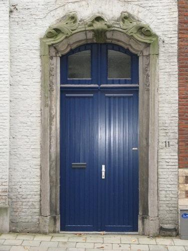 Leuven Naamsestraat 37-39, Sint-Michielsstraat 7-11