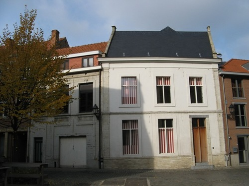 Leuven Halfmaartstraat 5-7