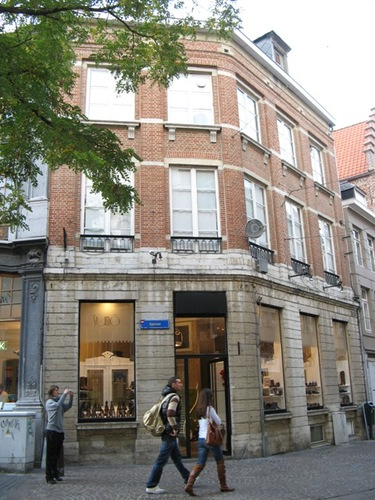 Leuven Mechelsestraat 7