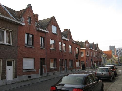 Leuven Jean-Baptiste Van Monsstraat 10-20