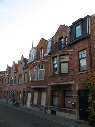 Leuven Jean-Baptiste Van Monsstraat 28-36
